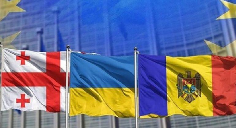 საქართველომ, მოლდოვამ და უკრაინამ EU+3 ფორმატთან დაკავშირებულ განცხადებას მოაწერეს ხელი