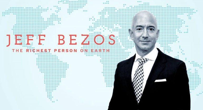 ჯეფ ბეზოსი საერთაშორისო საფინანსო ინსტიტუტების მიერ ათწლეულის ბიზნესმენად დასახელდა