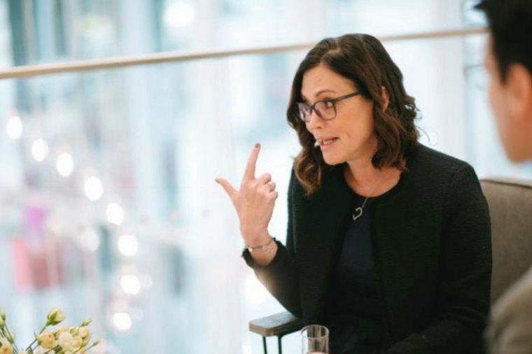 """კლაუდია ოსვალდი, H&M: """"საუკეთესო მოდა საუკეთესო ფასად - ეს არის ჩვენი მიზანი"""""""