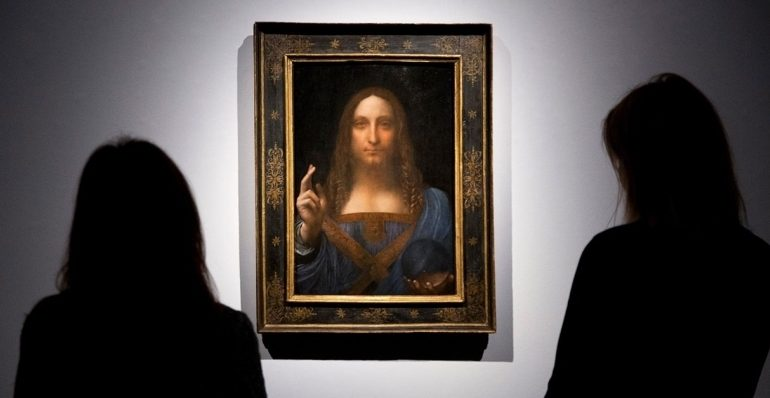 From Picasso to Leonardo: The Most Expensive Art Sales Of The 2010s