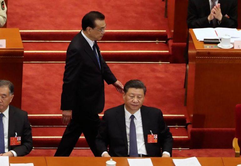 ჩინეთმა პირველად შეამცირა ეკონომიკური ზრდის სამიზნე მაჩვენებელი