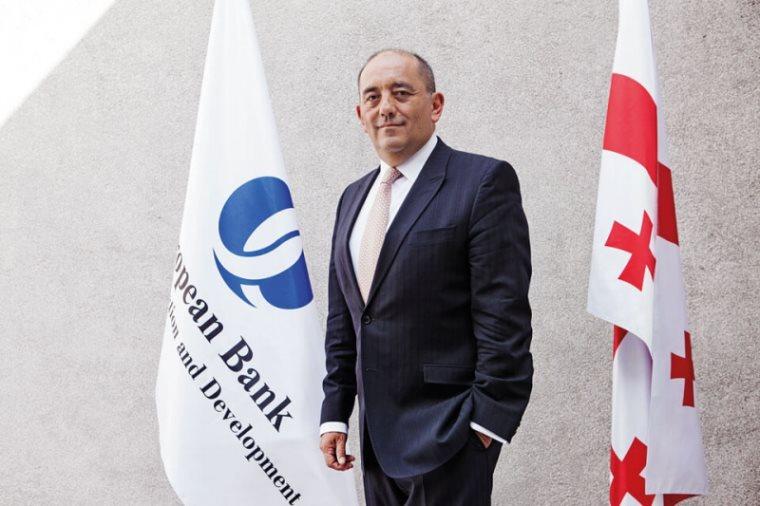 EBRD: ქართულ საბანკო სექტორში მესამე მსხვილი ბანკის გამოჩენა კარგი იქნებოდა