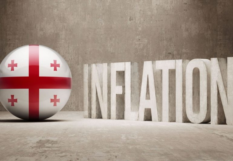 Countries of the region with the highest inflation rate
