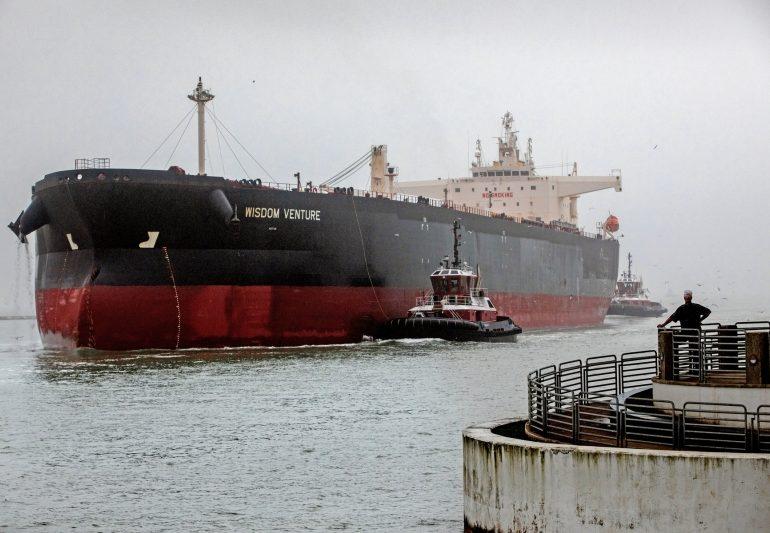ტოპ-5 ნავთობმზიდი კომპანია მსოფლიოში