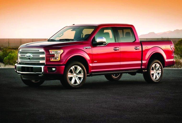 Ford-ის ტვირთის შემსუბუქება