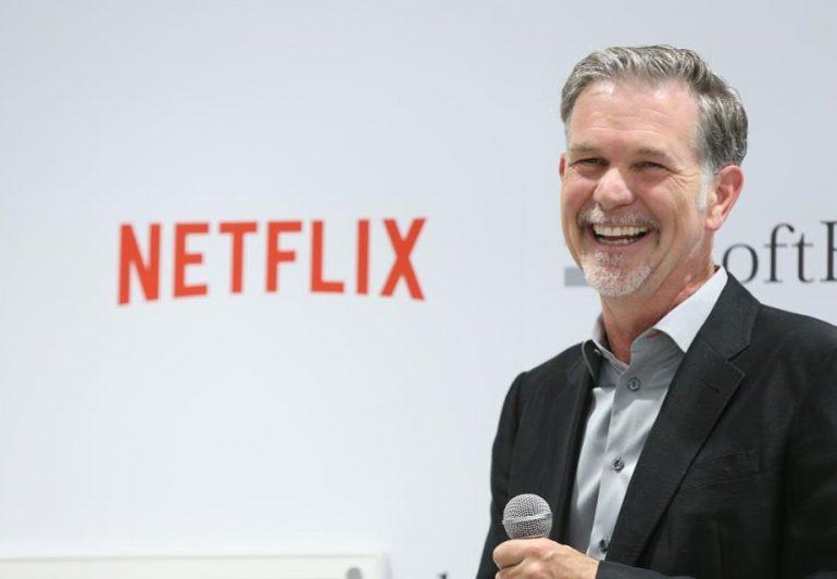 """""""ობამას ეფექტი"""" - Netflix-ის ხელმძღვანელი ერთ კვირაში $400 მილიონით გამდიდრდა"""