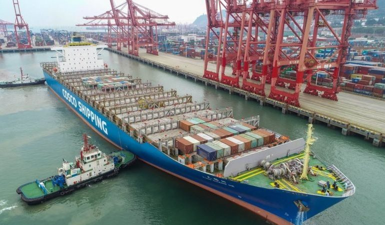 ჩინეთში საგარეო ვაჭრობის მაჩვენებელი იზრდება – სხვა ქვეყნები ჯერ კიდევ პანდემიის გავლენებს ებრძვიან