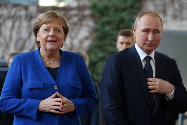 გერმანია რუსეთს Nord Stream 2-ის პროექტიდან გასვლით ემუქრება