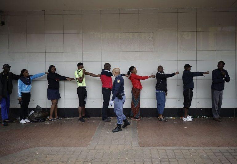 აფრიკას 2-3 კვირა აშორებს კორონავირუსის შტორმისგან - UNECA