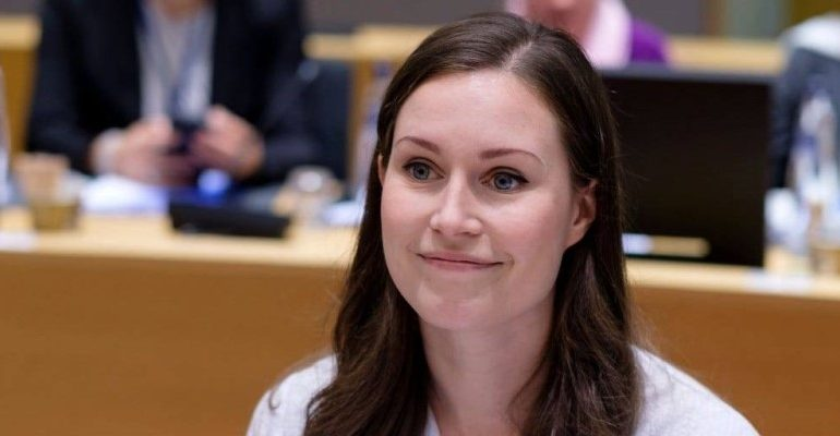 Finlands Sanna Marin, 34, will soon become the world's youngest sitting prime minister