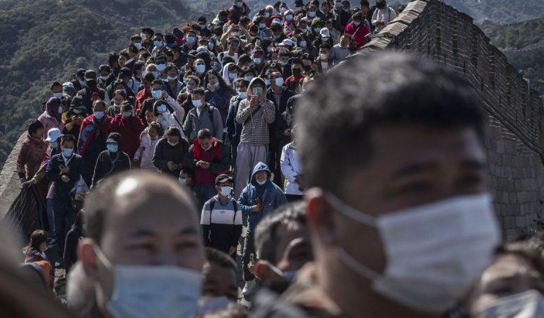 ჩინეთი ეკონომიკის აღდგენის პროცესში წამყვან ქვეყნებს შორის ლიდერია
