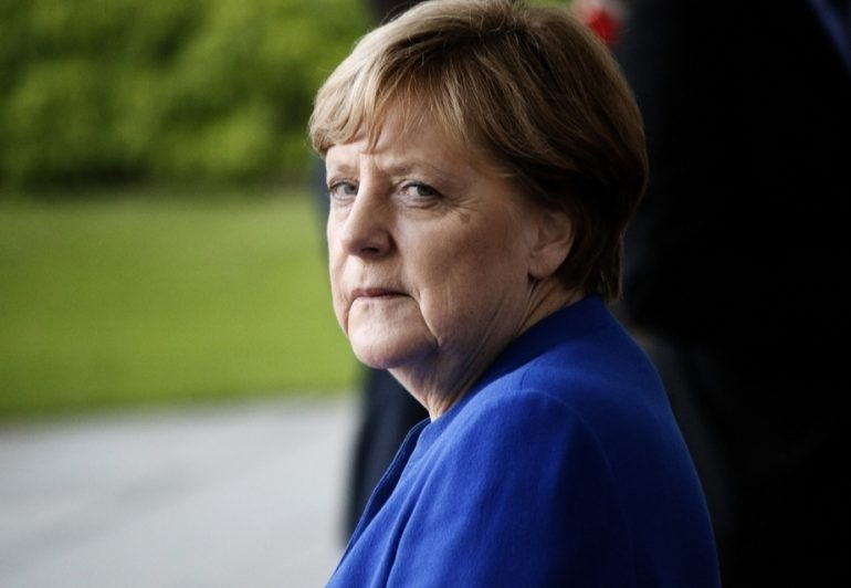 Merkel hopes to recruit qualified workers from outside the EU