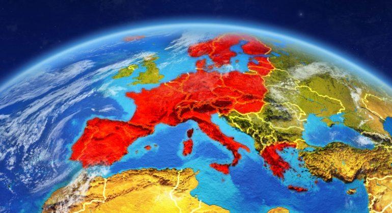 ევროპის ქვეყნები, სადაც ქართველები ყველაზე ხშირად მოგზაურობენ