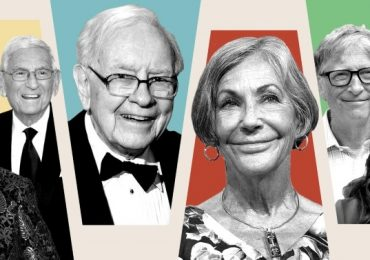 The 25 Philanthropists In America Making The Biggest Donations