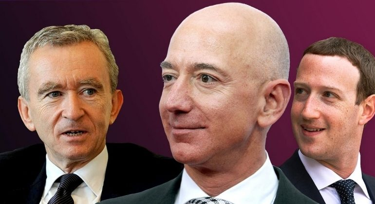 The Biggest Billionaire Winners And Losers Of 2019