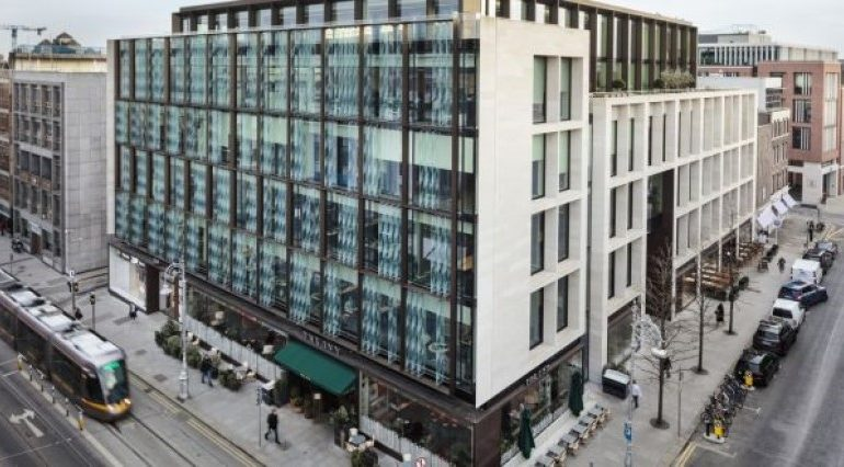 Billionaire Zara founder and German funds vie for prime Dublin offices