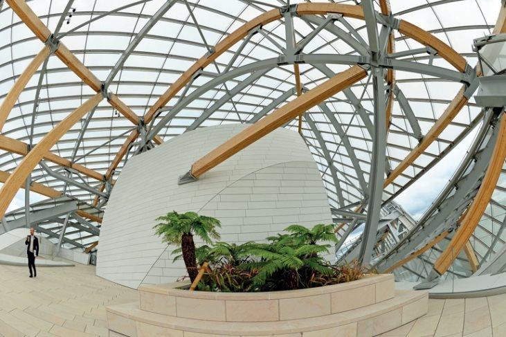 დიდი ხნის ნანატრი Foundation Louis Vuitton