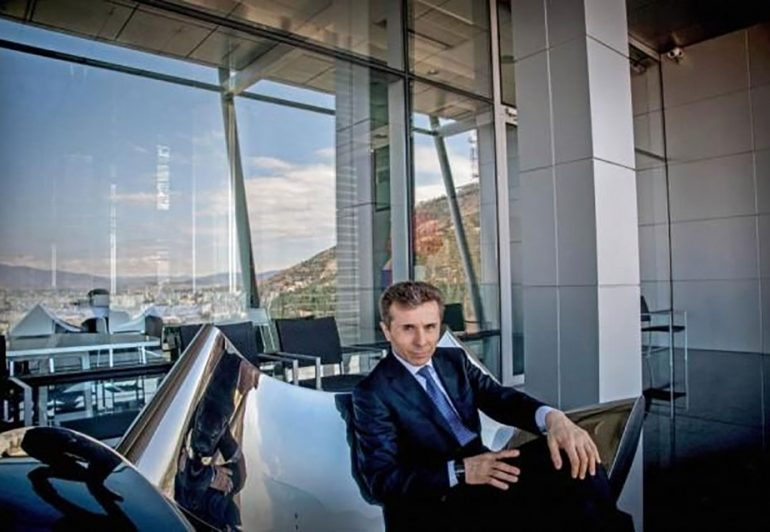 Bidzina Ivanishvili's Net Worth Reduced by $80 million in a Week