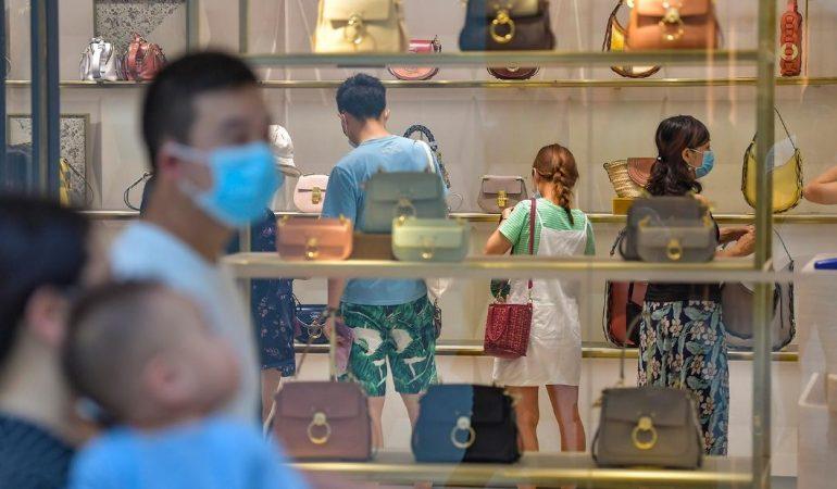 ჩინეთის ეკონომიკის მაჩვენებლები