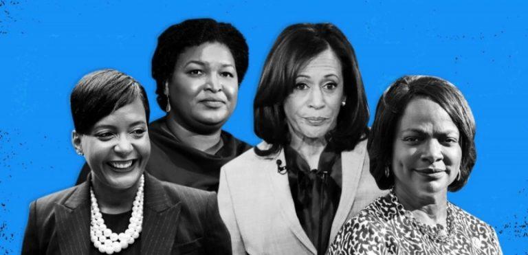 ყურადღება! იძებნება აფრო-ამერიკელი ქალი … ვიცე-პრეზიდენტად!