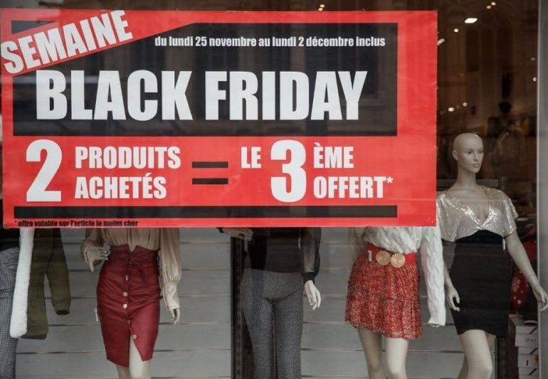 French MPs Pass Amendment To Ban Advertising To Promote Black Friday