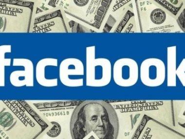 Facebook-ი ფულში ცურავს