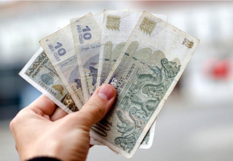 100,000 ლარზე მაღალი წლიური ხელფასი საქართველოში მოსახლეობის მხოლოდ 0.21%-ს აქვს