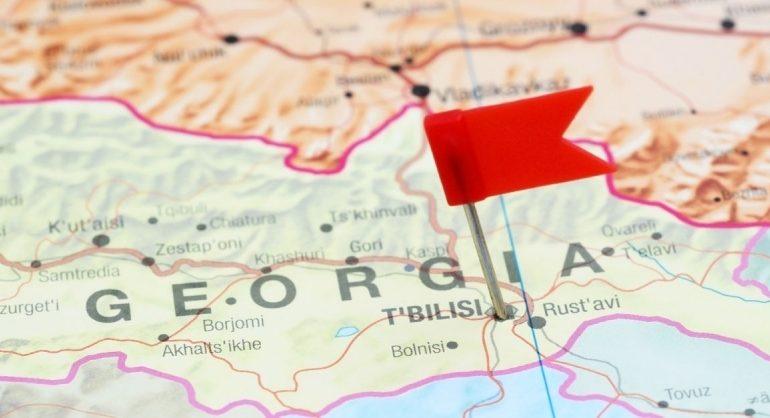 Gürcistan 'ın Ticaret Çoğrafyası