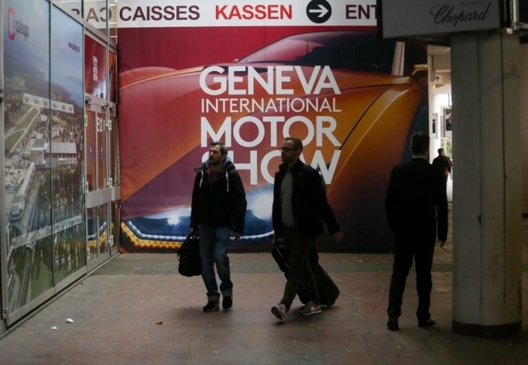 Geneva Car Show May Be Canceled If Coronavirus Threat Worsens