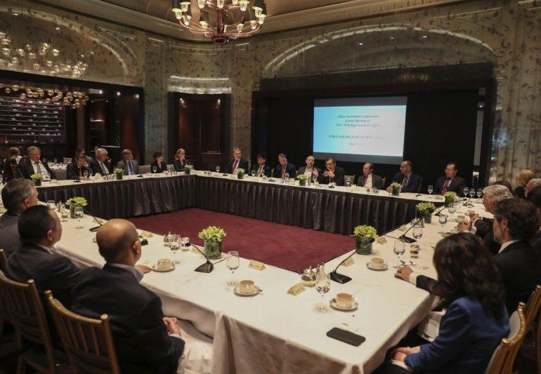 ჩინეთის $941-მილიარდიანი ფონდი უფრო მოქნილ აქტივებს ეძებს