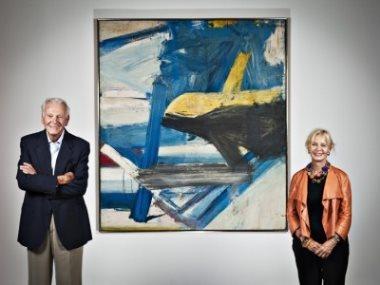 შეხება ხელოვნებასთან: მილიარდერების  ხელოვნების ნიმუშთა კოლექცია ახლო ხედით