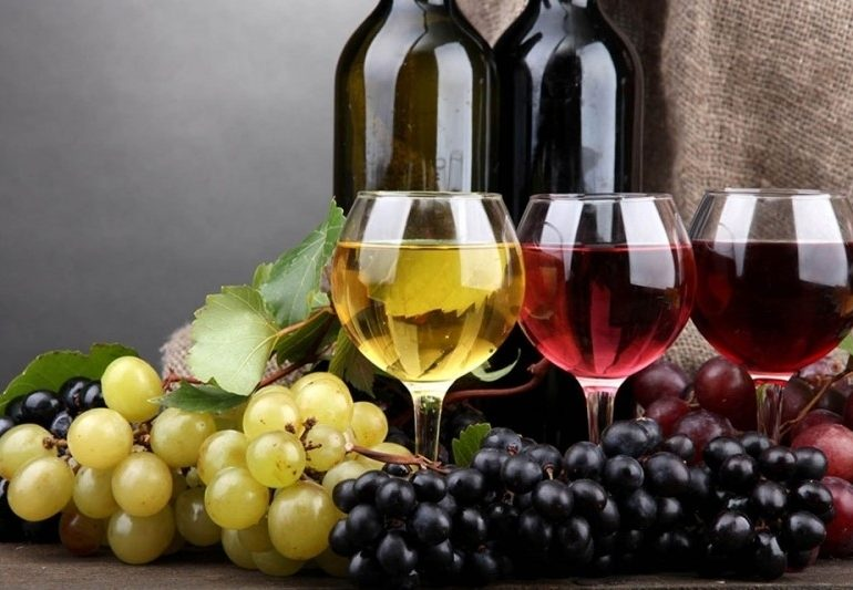 Georgia takes the 19th place among the world's wine exporting countries