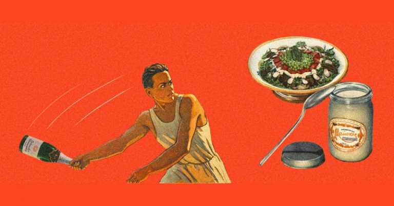 Food Myths and that Dreaded Soviet Salad