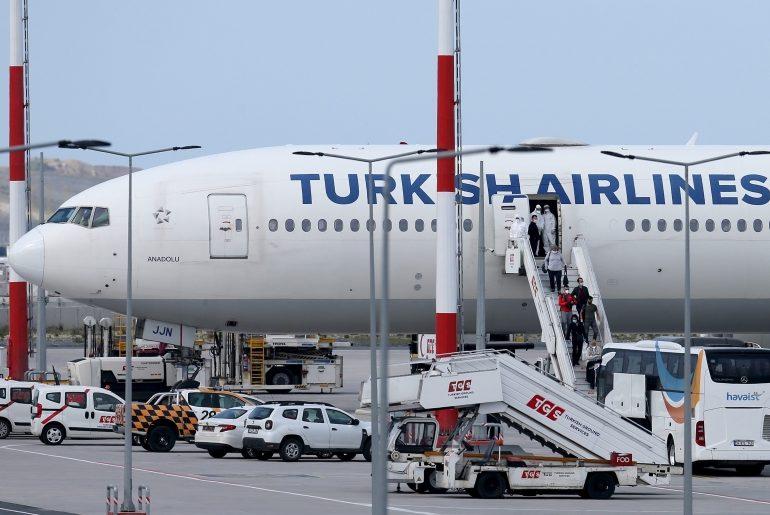 თურქეთში ავიარეისების აღდგენას მაისის შუა რიცხვებიდან ფიქრობენ