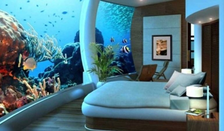 Inside 10 Of The World's Most Over-The-Top Hotel Suites