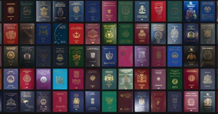 მსოფლიოს ყველაზე ძლიერი პასპორტები