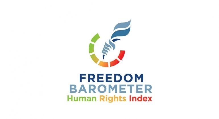 "Georgia's ""Freedom Barometer"""