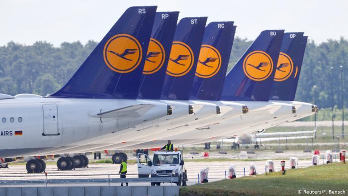 Lufthansa-ს ზარალმა მესამე კვარტალში 1.26 მლრდ ევრო შეადგინა