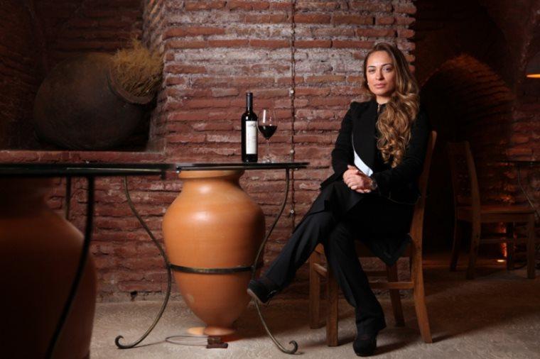 ქართული ღვინის მატრიარქი