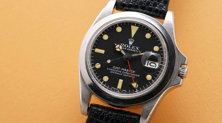 Marlon Brando's Rolex GMT Watch Sells for $1.95 Million At Auction