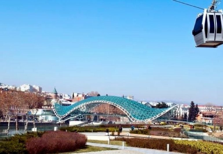 Tbilisi Rates 187 With Quality Of Living
