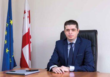ECRB's Georgian President