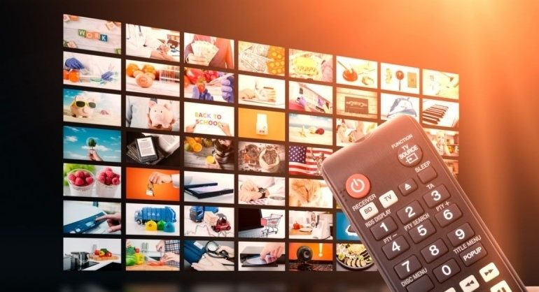 TOP 10 Georgian TV channels by revenues from advertising