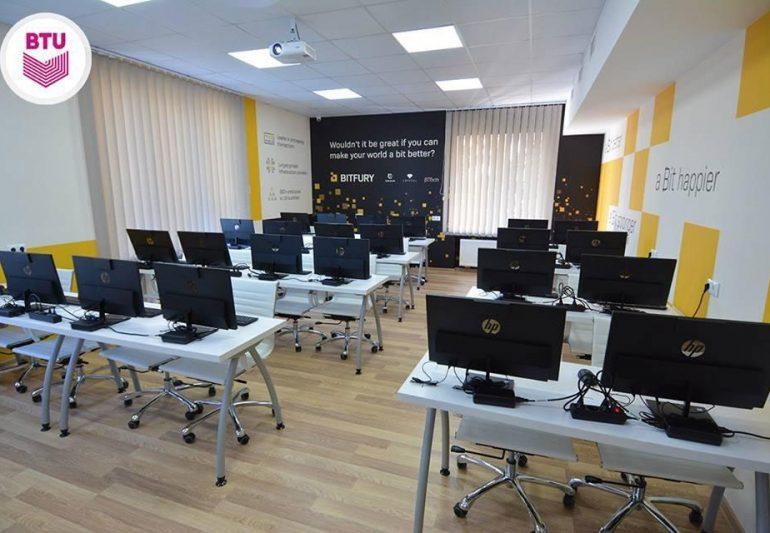"""Bitfury launches """"Bitfury Lab"""" in BTU"""