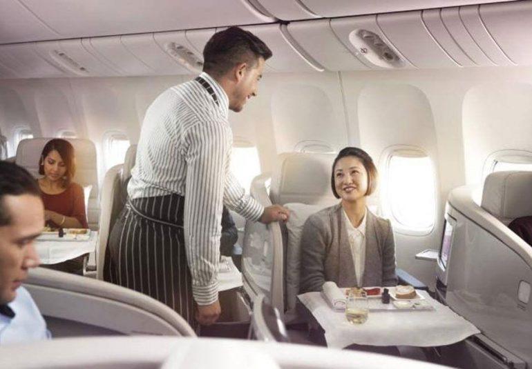 2020 წლის მსოფლიოს საუკეთესო ავიაკომპანიები