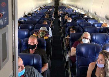 თვითმფრინავში პირბადით მოსარგებლე მგზავრებისთვის დაინფიცირების შესაძლებლობა მინიმალურია – კვლევა