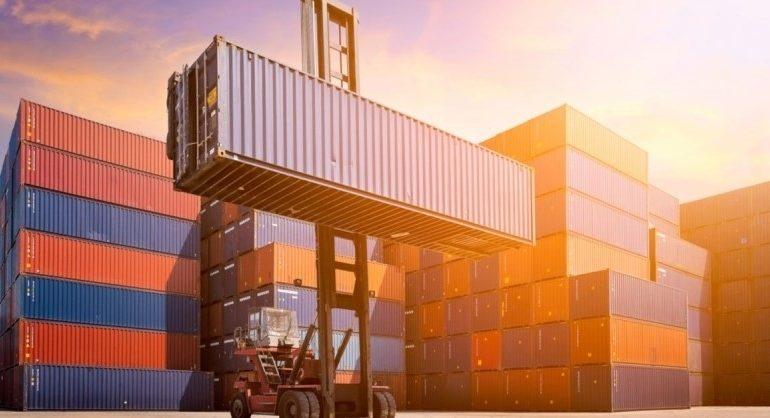 В портах зафиксировано увеличение грузооборота