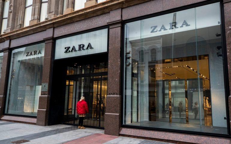 Zara-ს მფლობელი კომპანია მსოფლიოს მასშტაბით 1200-მდე მაღაზიის დახურვას აპირებს