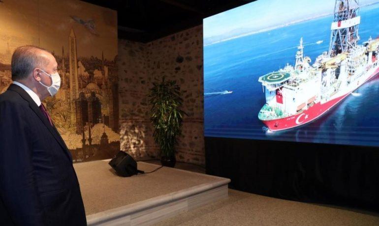 თურქეთი შავ ზღვაში გაზის მოპოვების მიზნით ბურღვითი სამუშაოების გაფართოებას გეგმავს