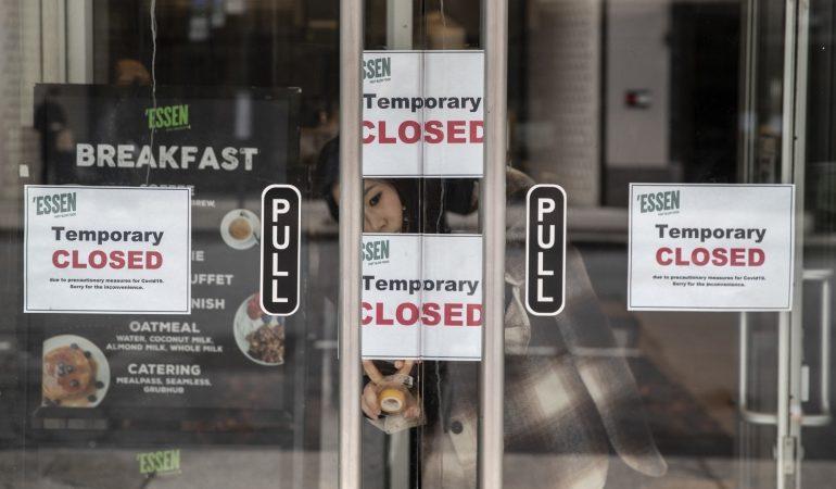 აშშ-ში სარესტორნო ბიზნესი 7.4 მლნ სამუშაო ადგილის დაკარგვის საფრთხის წინაშეა